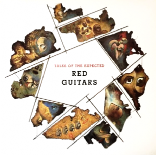 Red Guitars - Tales Of The Expected (LP) (EX-/EX-)